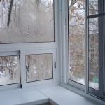 Галерея пластиковые окна